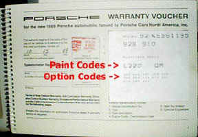 Warranty Code